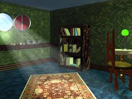 Myst-like study by Corvat
