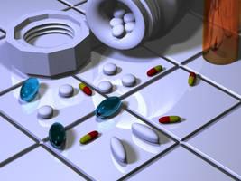 Medicine by Corvat