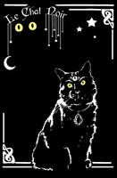 Cat Poster by AprilMaybe