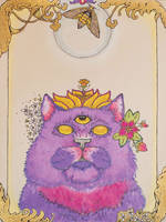 Purple Enlightenment by AprilMaybe