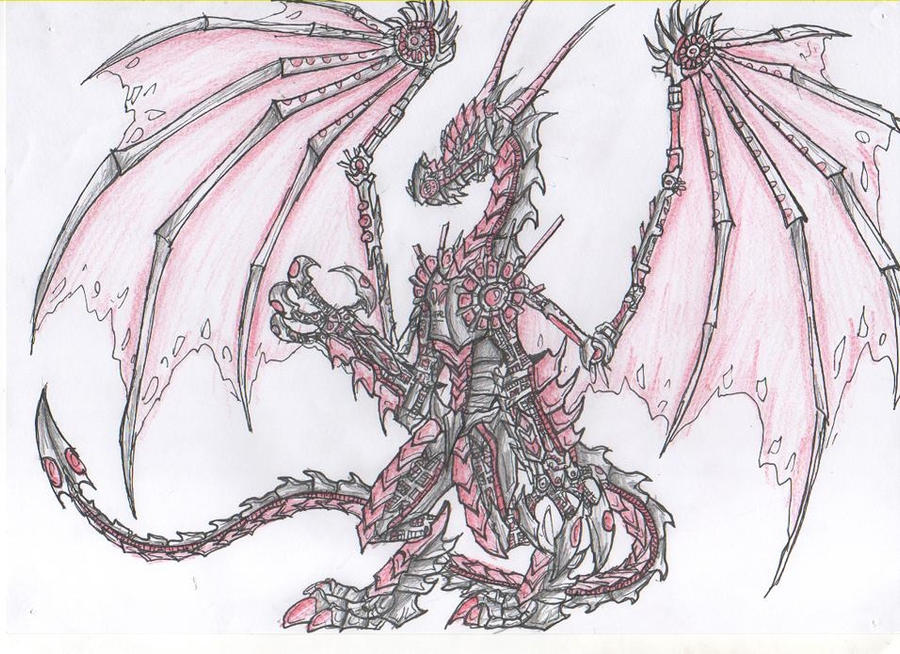 Your very own art - Page 4 Magnus_the_Dracoborg_by_ArsDraconis95