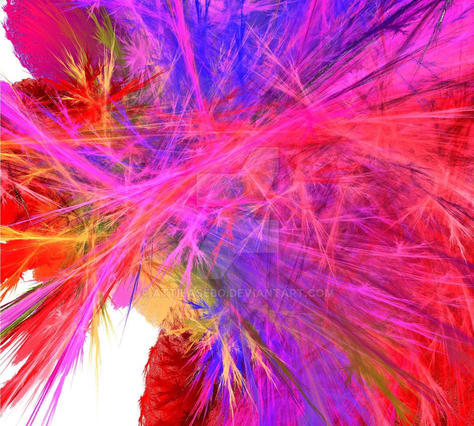 fractal art by attilasebo