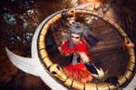 TIRA cosplay (Soul Calibur V)