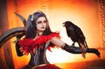 TIRA (Soul Calibur V) cosplay