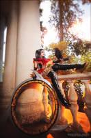 TIRA Soul Calibur V cosplay by Gellariot
