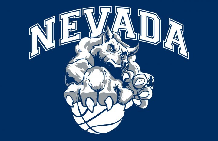 Nevada Basketball Tshirt by caitlinajohnson
