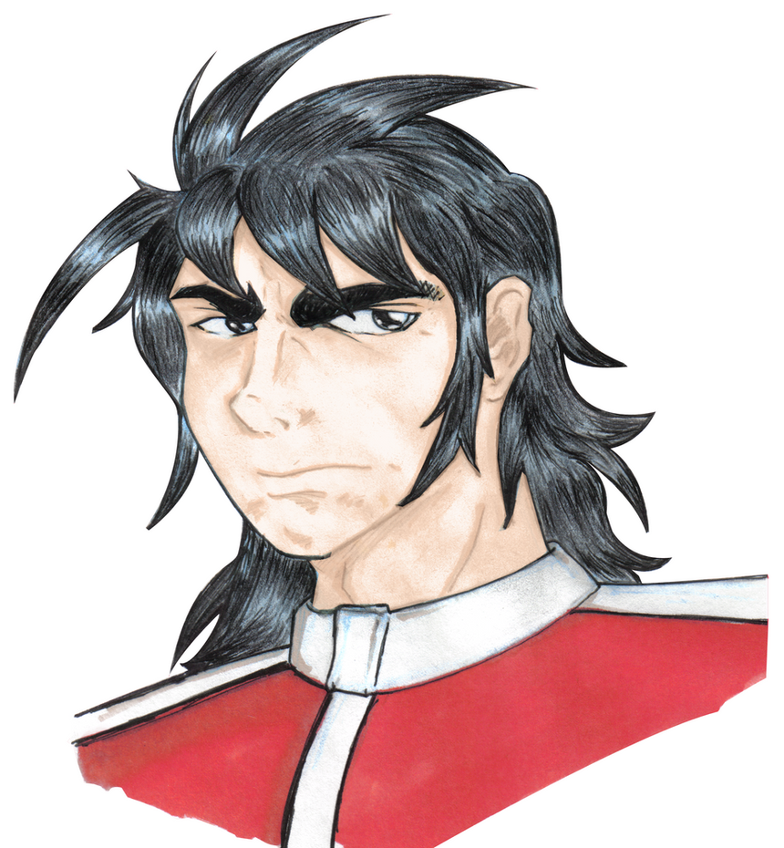 Commander Keith by Funkbob