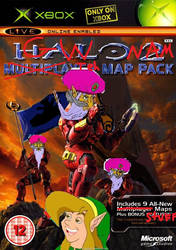 Gwonam: Teh Map Pack Boxart by Meleemario364