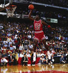 Michael Jordan 16
