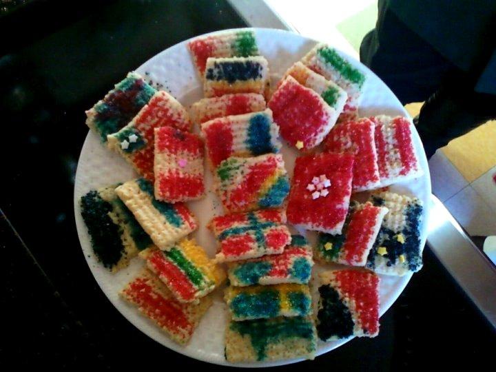 Hetalia Cookies by RedneckOtaku