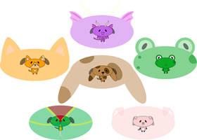 Animals by SpiritStrife