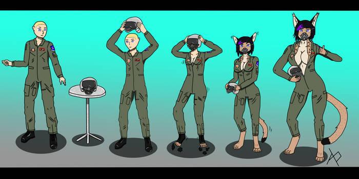 C: Subject to Testing [Lynx Girl TFTG]