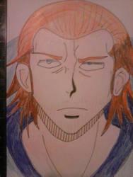 Gildarts by animemi