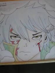 jellal fan art by animemi
