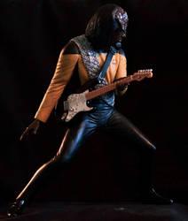 Rockin' Worf by Deathmonkey7