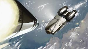Orbital Guard by icekatze