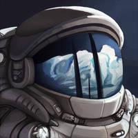 Helmet by icekatze