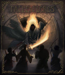 Fallenlords Book by icekatze