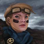 Katarina the Desert Ranger