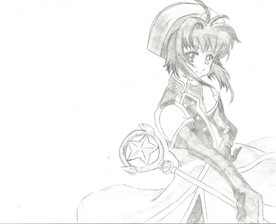 Cardcaptor Sakura by aya125