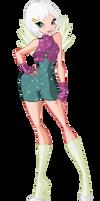 Commission: Tahlia Magic Winx