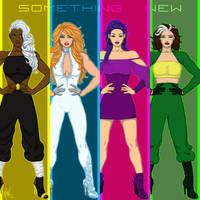 X-Girls Aloud by Lightengale