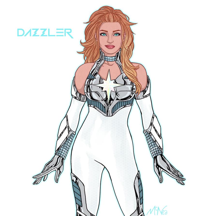 Team Dazzler: Dazzler by Lightengale