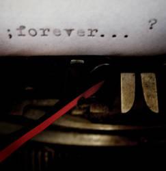 forever....? by cela-me-va-bien