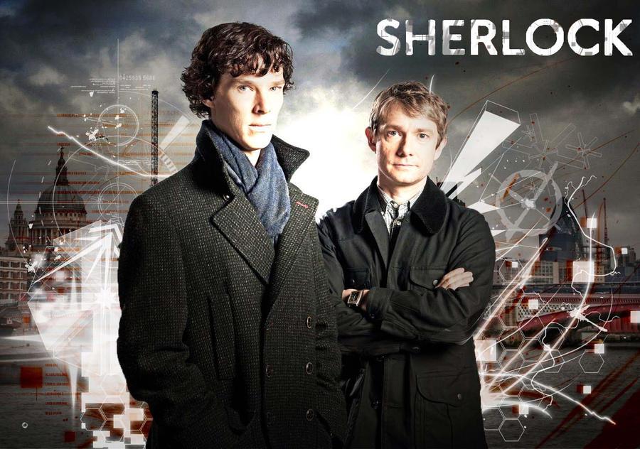 sherlock tv series wallpaper - photo #8