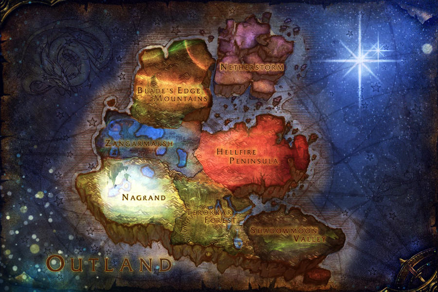 The Outland Expedition [Outland, Patch 5.4] Outland_map_manipulation_by_randomforestlady-d4ctgt0