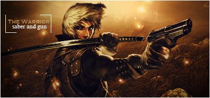 Warrior by Doalgaz