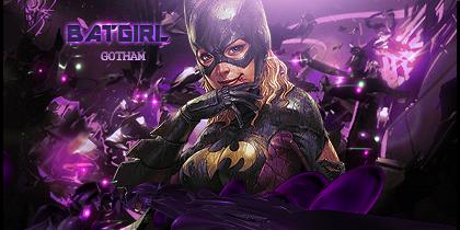Batgirl by Doalgaz