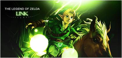 Link The Legend of Zelda by Doalgaz