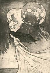 La Llrona by silverleofirius