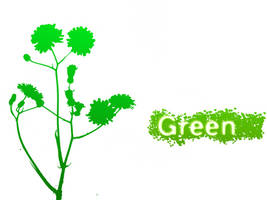 Poster: Green by c55inator