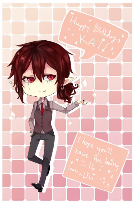 Early : Happy Birthday, Kai-chu! by LILI-exec