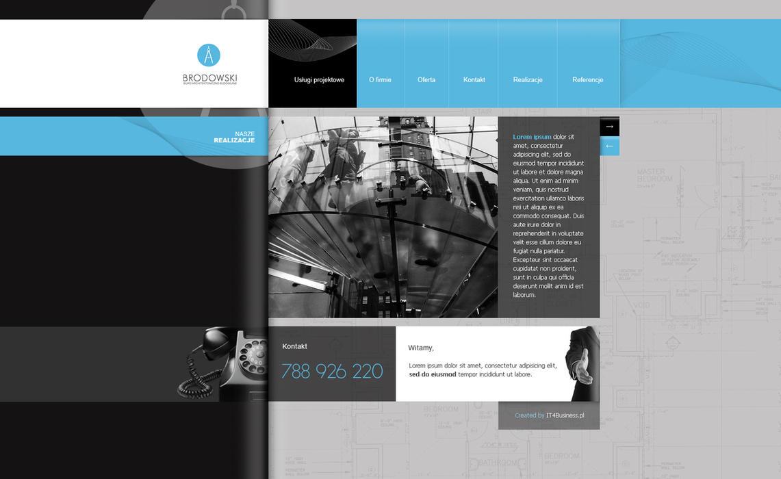Architect's portfolio 2 by wnek