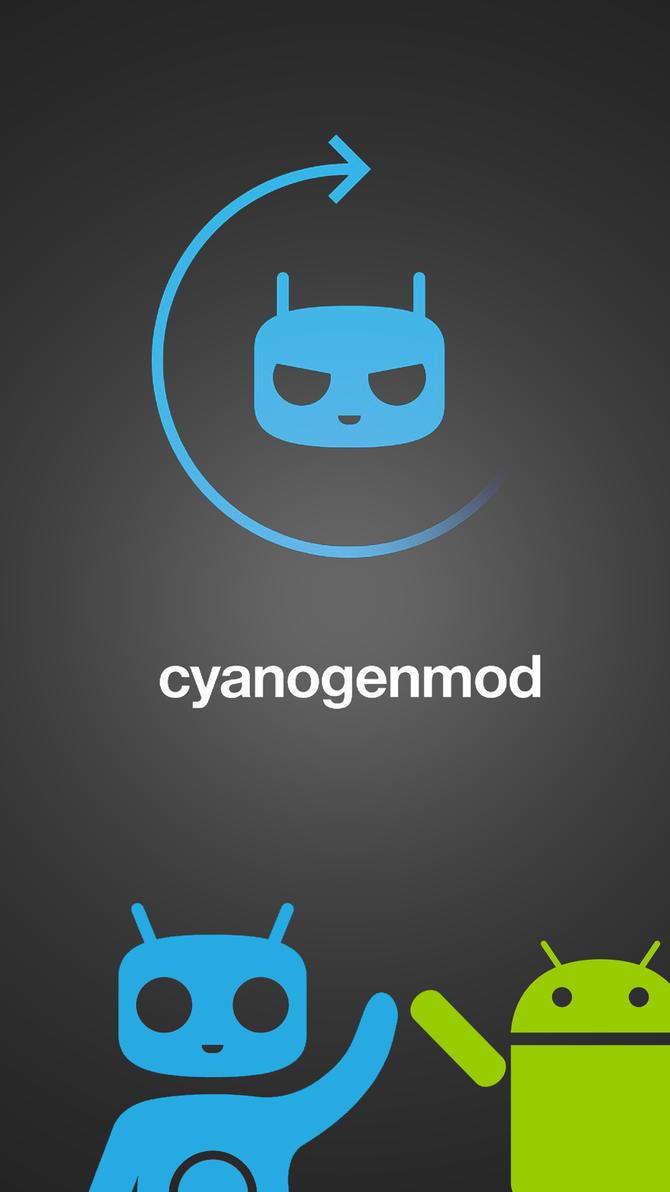Bild Cyanogenmod Wallpaper By Lembi203 D7yacu8