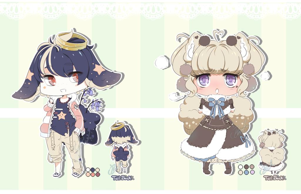 Wolle Customs by Sakura-Pumpkin