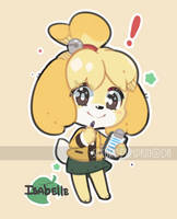 [F] Isabelle by PumPurin