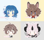 [C] YCH Paint-y Chibis