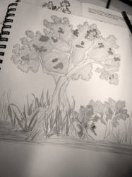 Just another tree sketch