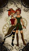 Steampunk Sisters