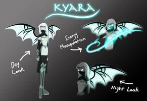 TTOC - Kyara by HuggableRogue
