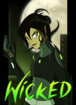 Wicked - Comic Cover
