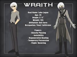 TT OC - Wraith by HuggableRogue