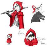 Rewritten Concept Art - Red