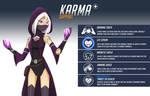 Overwatch OC - Karma