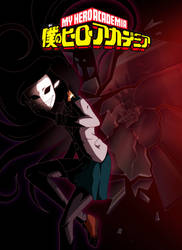 BNHA Comic Cover