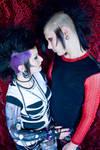 Couple by KissTheMastersFeet